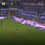 Strasbourg 4-0 Nîmes - Ludovic Ajorque 51'