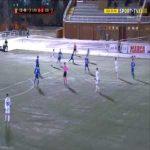 Las Rozas 0-1 Eibar - Yoshinori Muto 14'