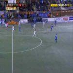 Las Rozas 0-3 Eibar - Pedro Leon 69'