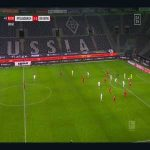 Matthias Ginter (Borussia Mönchengladbach) goal-line clearance vs Bayern München 91'