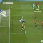 Real Zaragoza 1-0 Logroñés - Juan Narvaez penalty 17'