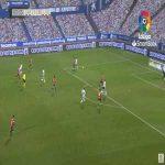 Real Zaragoza 2-0 Logroñés - Sergio 54'