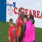 Benevento [1]-1 Atalanta - Marco Sau 50'