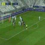 Bordeaux 1-0 Lorient - Remi Oudin 13'