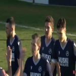 Boreham Wood 0-2 Millwall - Shaun Hutchinson 74'