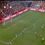 Brentford [2]-1 Middlesbrough - Saman Ghoddos 65'