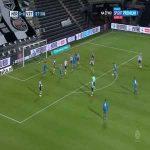 Heracles 0-1 Vitesse - Matúš Bero 38'