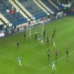 Huddersfield 1-0 Plymouth - Romoney Crichlow-Noble 4'