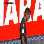 Jules Koundé (Sevilla) goal line clearance vs. Real Sociedad (76')
