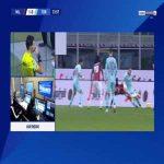 Milan 2-0 Torino - Franck Kessie penalty 36'