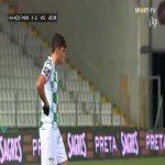 Moreirense 1-[2] Vitoria Guimaraes - Andre 68'