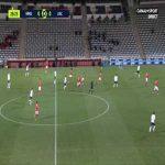 Nîmes 0-1 Lille - Burak Yilmaz 29'