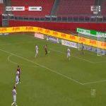 Nürnberg 1-0 Hamburger SV - Fabian Nürnberger 14'