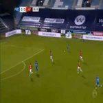 PEC Zwolle 1-0 AZ Alkmaar - Pelle Clement 9'