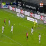 Rennes 2-0 Lyon - Benjamin Bourigeaud 55'