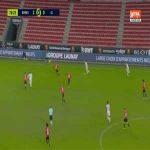 Rennes 2-[1] Lyon - Memphis Depay 79'