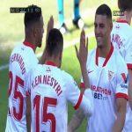 Sevilla [3]-2 Real Sociedad - Youssef En-Nesyri 46' hat-trick