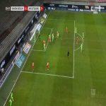 Union Berlin 0-1 Wolfsburg - Renato Steffen 10'
