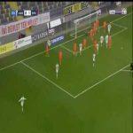 Ankaragucu [1]-1 Basaksehir - Endri Cekici free-kick 20'