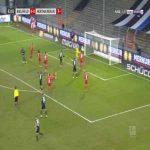 Arminia Bielefeld 1-0 Hertha Berlin - Reinhold Yabo 64'