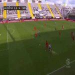 Farense 2-0 Gil Vicente - Lica 15'