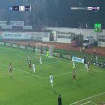 Hatayspor [1]-1 Besiktas - Aaron Boupendza 7'
