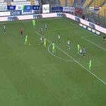 Parma 0-2 Lazio - Felipe Caicedo 67'