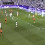 Real Valladolid 0-1 Valencia - Carlos Soler 76'