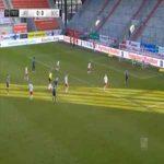 Regensburg 0-1 Bochum - Simon Zoller 80'