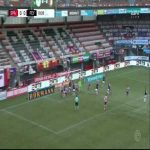 Sparta Rotterdam 0-[1] Feyenoord | Lutsharel Geertruida 12'