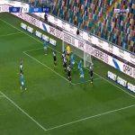 Udinese 1-[2] Napoli - Tiemoue Bakayoko 90'