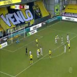 VVV-Venlo [1]-1 Willem II Tilburg - Georgios Giakoumakis PK 79'
