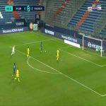 Caen 1-0 Toulouse - Kelian Nsona Wa Saka 10'