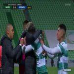 Santos [1]-0 Cruz Azul- 61' Diego Valdés Great Long Range Goal