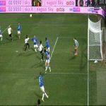 Spezia [2]-1 Sampdoria - M'Bala Nzola penalty 61'
