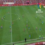 Sporting Gijon 2-0 Fuenlabrada - Uros Djurdjevic 53'