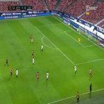 Atletico Madrid [2]-0 Sevilla | Saul Niguez 76'