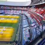 In Covid times, Feyenoord fans donated thousands of custom-made flags to decorate the stadium in absence of supporters. Beautiful.