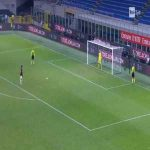Milan vs Torino - Penalty shootout (5-4)