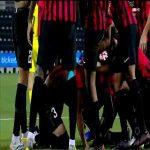 Shoja Khalilzadeh volley goal Al Rayyan 2 - Qatar Sc 0. [Qatar Stars League]