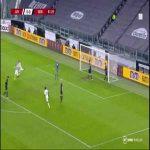 Juventus 1-0 Genoa - Dejan Kulusevski 2'