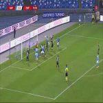 Napoli [3]-2 Empoli - Andrea Petagna 77'