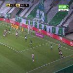 Palmeiras 0-2 River Plate [3-2 on agg.] - Rafael Borre 44'