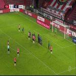 PSV Eindhoven [1]-2 AZ Alkmaar | Philipp Max 59'