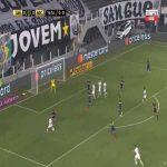 Santos 1-0 Boca Juniors [1-0 on agg.] - Pituca 16'