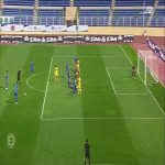 Al Fateh [1] - 0 Al-Taawoun — Sofiane Bendebka 11' — (Saudi Pro League - Round 13)