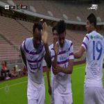 Al Ittihad 0 - [1] Abha — Carlos Strandberg 89' — (Saudi Pro League - Round 13)