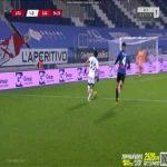 Atalanta 1-[1] Cagliari - Riccardo Sottil 55'