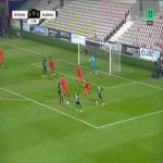 Gil Vicente 0-1 Academico Viseu - Tiago Mesquita 14'
