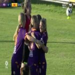 [W-League] Perth Glory [1] - 1 Adelaide United - Caitlin Doeglas 53' (Nice passing)